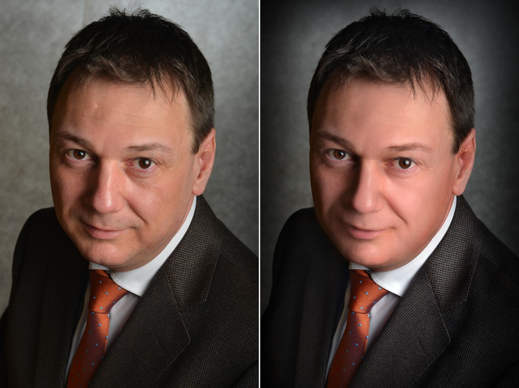 Photographie portrait corporate. Retouche portrait. Portrait profil réseaux sociaux